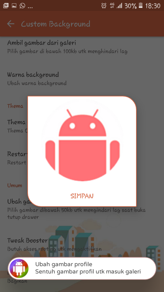 apktool x android black