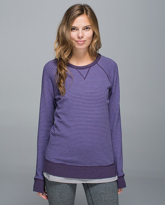 lululemon open your heart ls ii