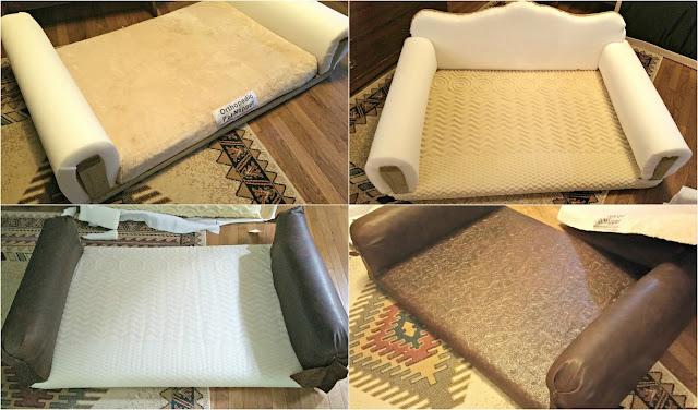 Astonishing How To Diy Leather Dog Sofa And Giveaway Redo It Yourself Download Free Architecture Designs Intelgarnamadebymaigaardcom