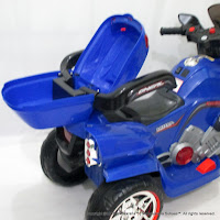 Doestoys DT618 CDR K1600 Battery Operated Toy Motorcycle
