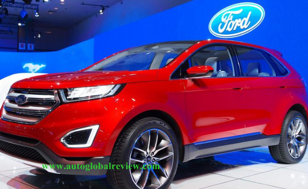 Ford Ecosport 2017 Redesign and Concept
