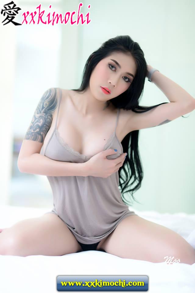 8 Foto Hot dan Seksi Model Thailand Bernama NooJom Kondeim 06