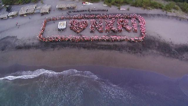 Digembleng di Pantai Selatan, 1468 Kader PKS Siap Jadi Relawan Kemanusiaan
