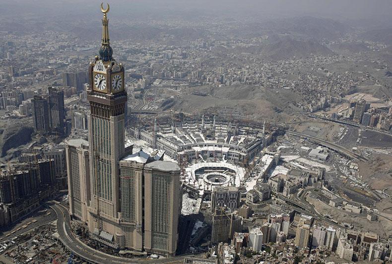 Список самых высоких зданий ТОП 3