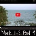 Link to Water Is Not Enough Part 2 - Mark 1:1-8 Post 9 (Video/song)