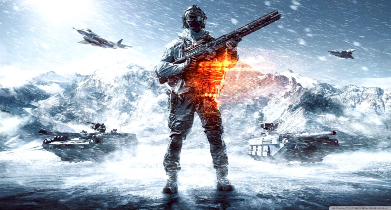 Battlefield 4 Desktop Wallpaper Hd Wallpapers Abstract