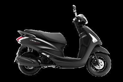 2016 Yamaha Acruzo 125cc Scooter Images HD