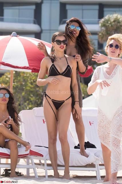 Priyanka Chopra in bikini in Miami with Adriana Lima 12th may 2017 ~ E Exclusive 004.jpg