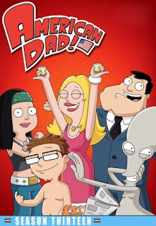 American Dad Temporada 13 Audio Dual Latino/Ingles