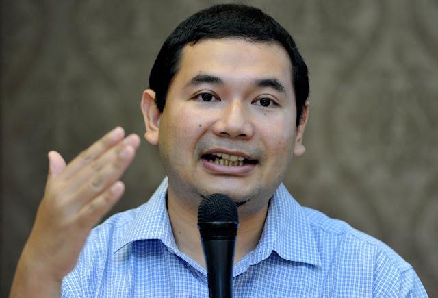 Rafizi Berhasrat Jadi Ketua Audit Negara