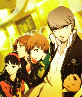 Persona 4 The Animation Ova