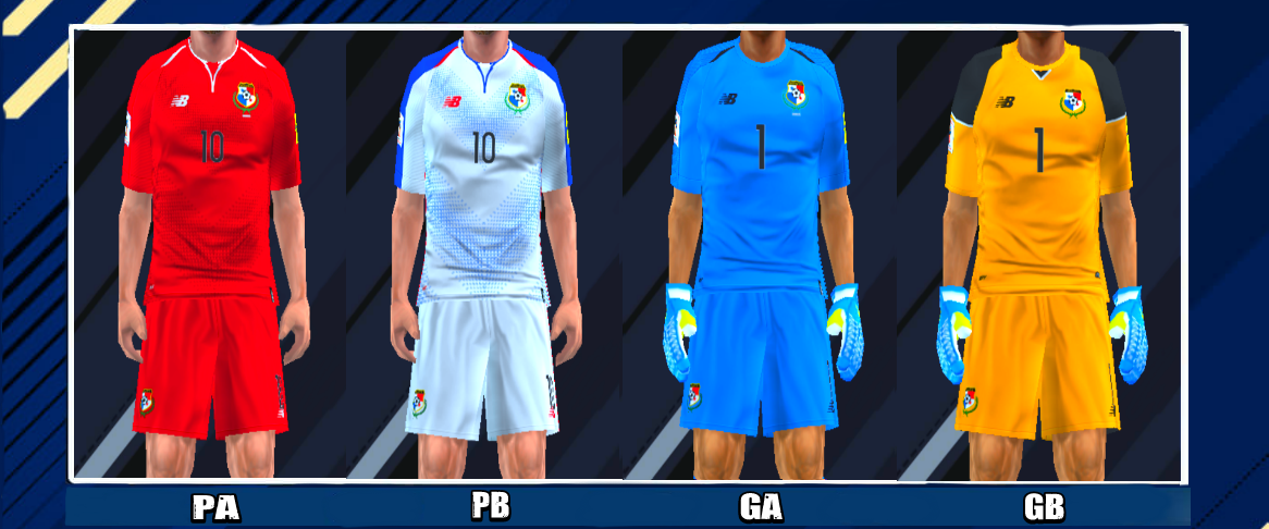 9a9d0a7f5 Panama 2018 Footing Loving Cup Kits Human Foot Psp For Emulator ...