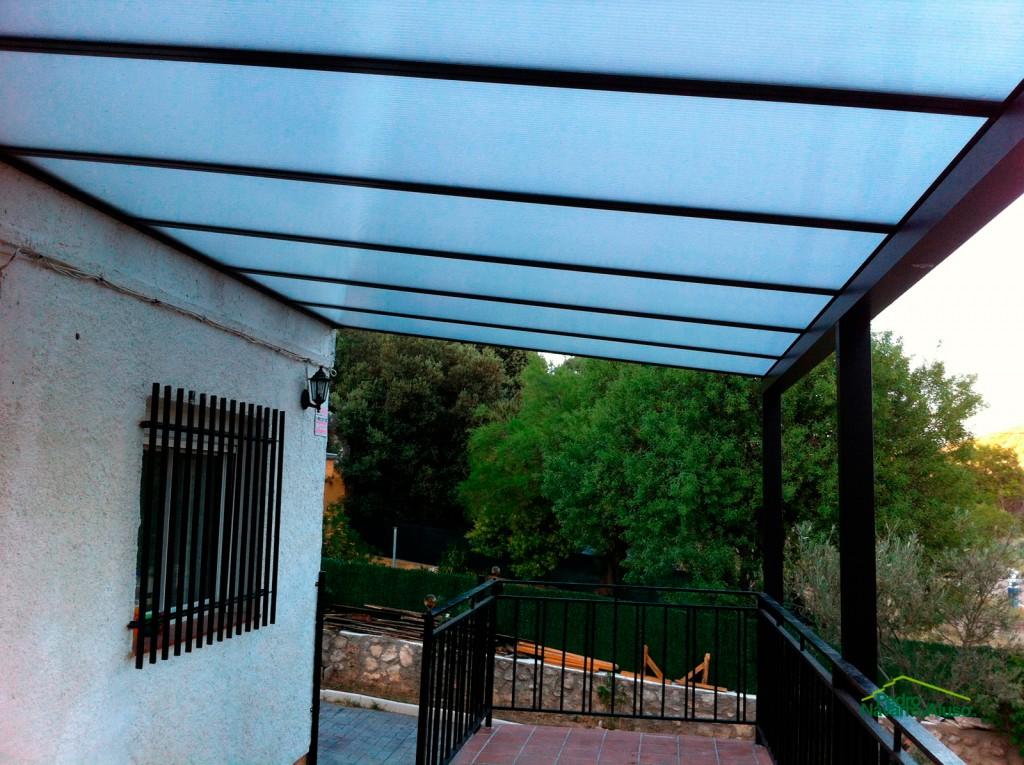Techos moviles para patios simple techo mvil madrid with - Toldos para patios exteriores ...