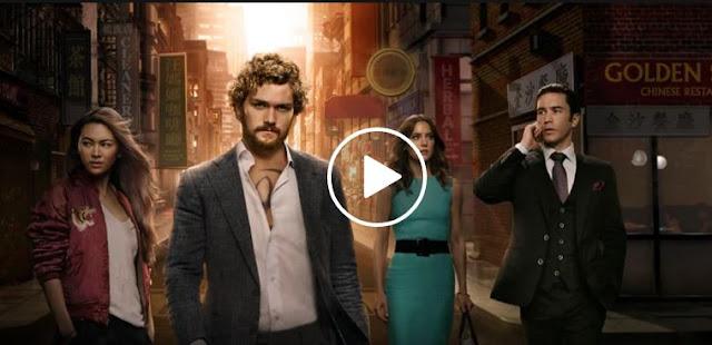 Série Punho de Ferro no Netflix hoje !