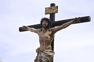 Margaret Kazmierczak blogs on the Crucifixion