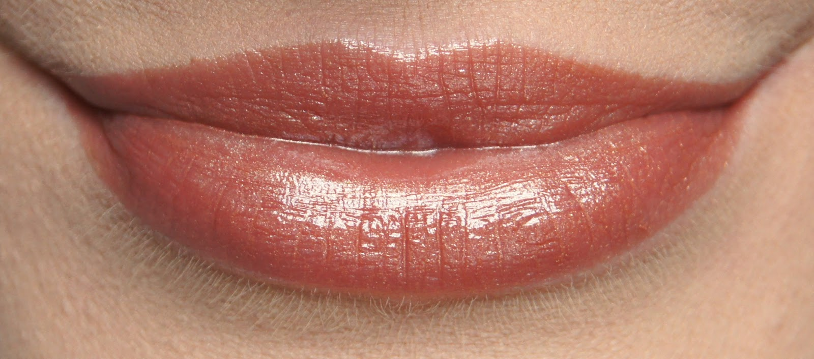 revlon colorburst lip butter brown sugar swatch