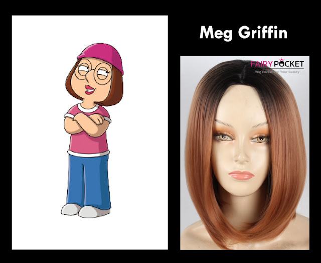 Lois griffin wig