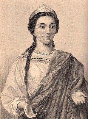 julius caesar daughter