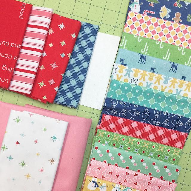 Bee In My Bonnet: Cozy Christmas Sew Along - Week Five - Block Five!!