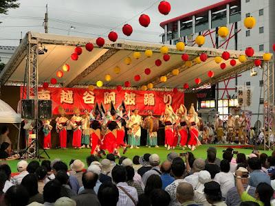 第33回南越谷阿波踊り開催のお知らせ
