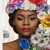Photobombers Turned Super Models: 3-Years Old Tobi Was Featured With Olajumoke In A Wedding-Themed Photoshoot
