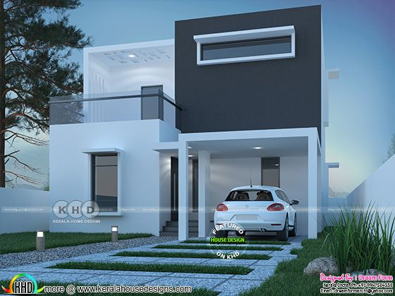 3 bedroom 1789 sq.ft most modern home design