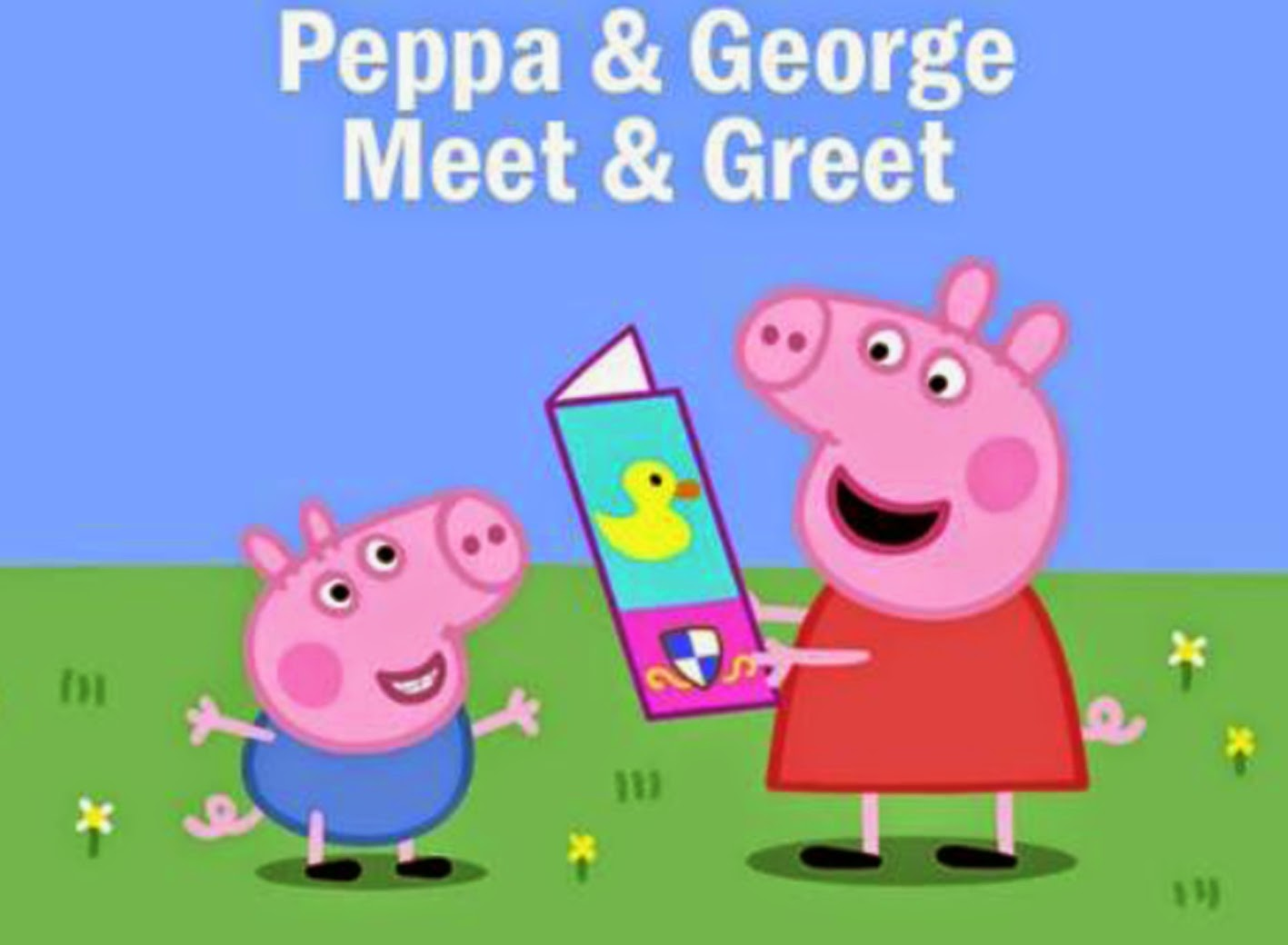 Cartoon Network And Peppa Pig Fans Are In For A Treat This March School Holidays With United Square Shopping Mall Huney Z World