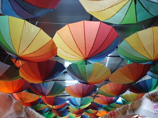 Ombrelli colorati-Goreme