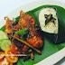 Wisata Kuliner Nusantara Udang Panggang + Nasi Mentega