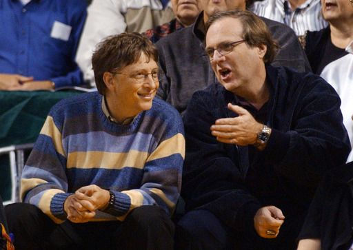 Gates said about Microsoft co-founder,Paul Allen died at 65 ''Personal computing would not have existed without him,''