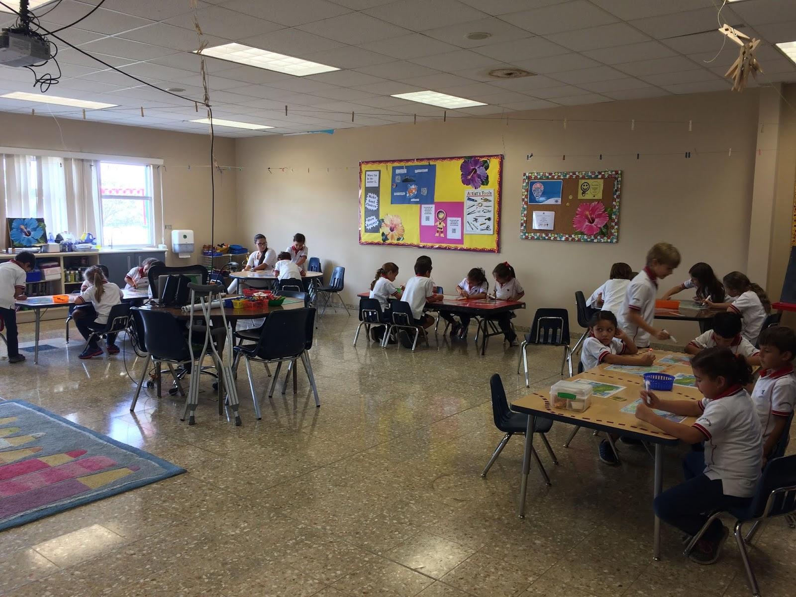 conducive classroom environment