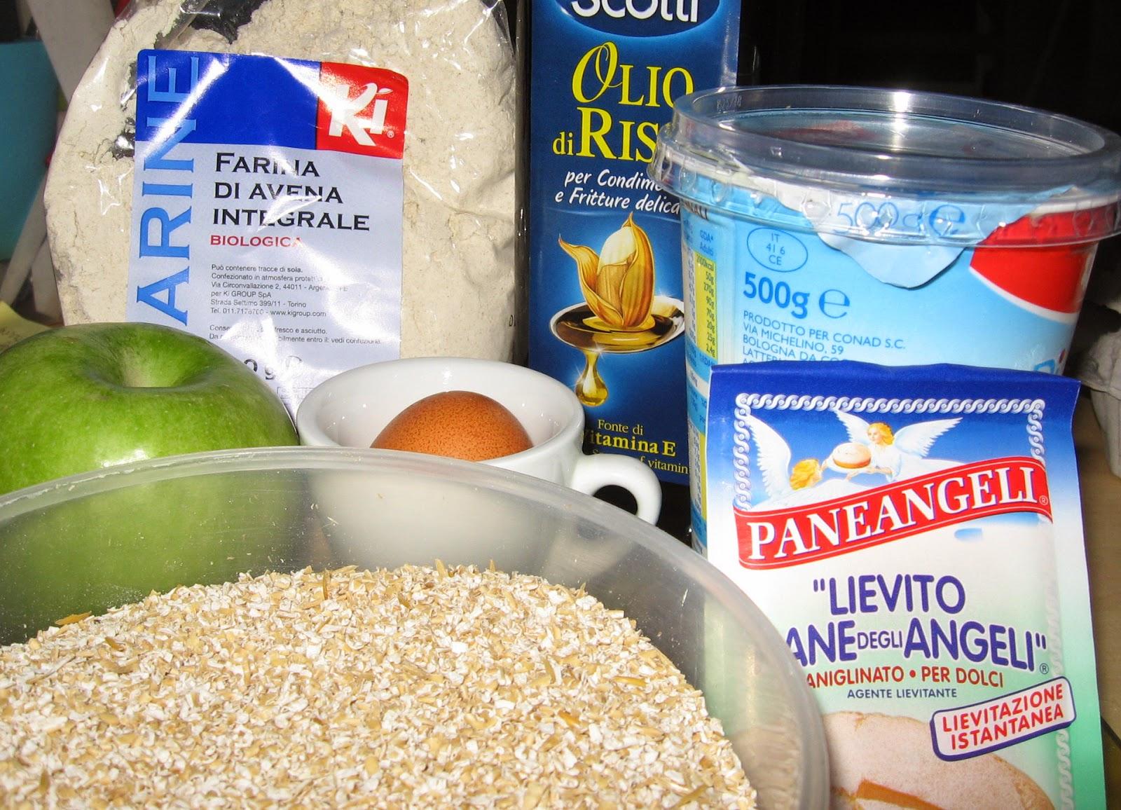 dieta di farina davena con ananas e cannella