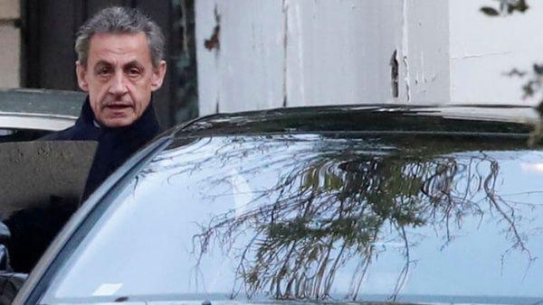 Nicolas Sarkozy denunció campaña de mentiras en su contra