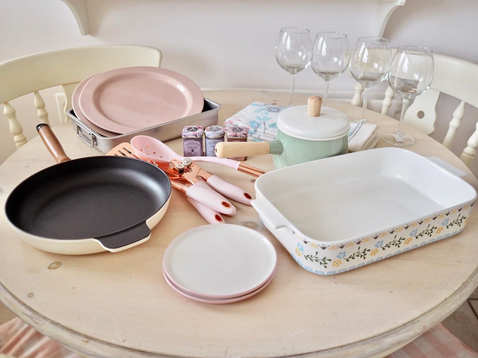 homeware haul   new kitchenware - dainty dress diaries