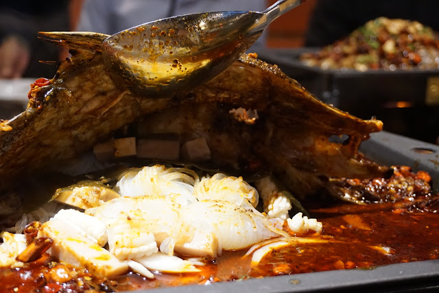江边城外 Riverside Grilled Fish - Signature Fragrant Spicy Sauce