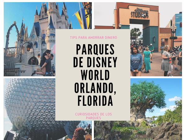 Prepárate para tus vacaciones en Disney World..  Tips y consejos para que tu viaje no sea tan costoso