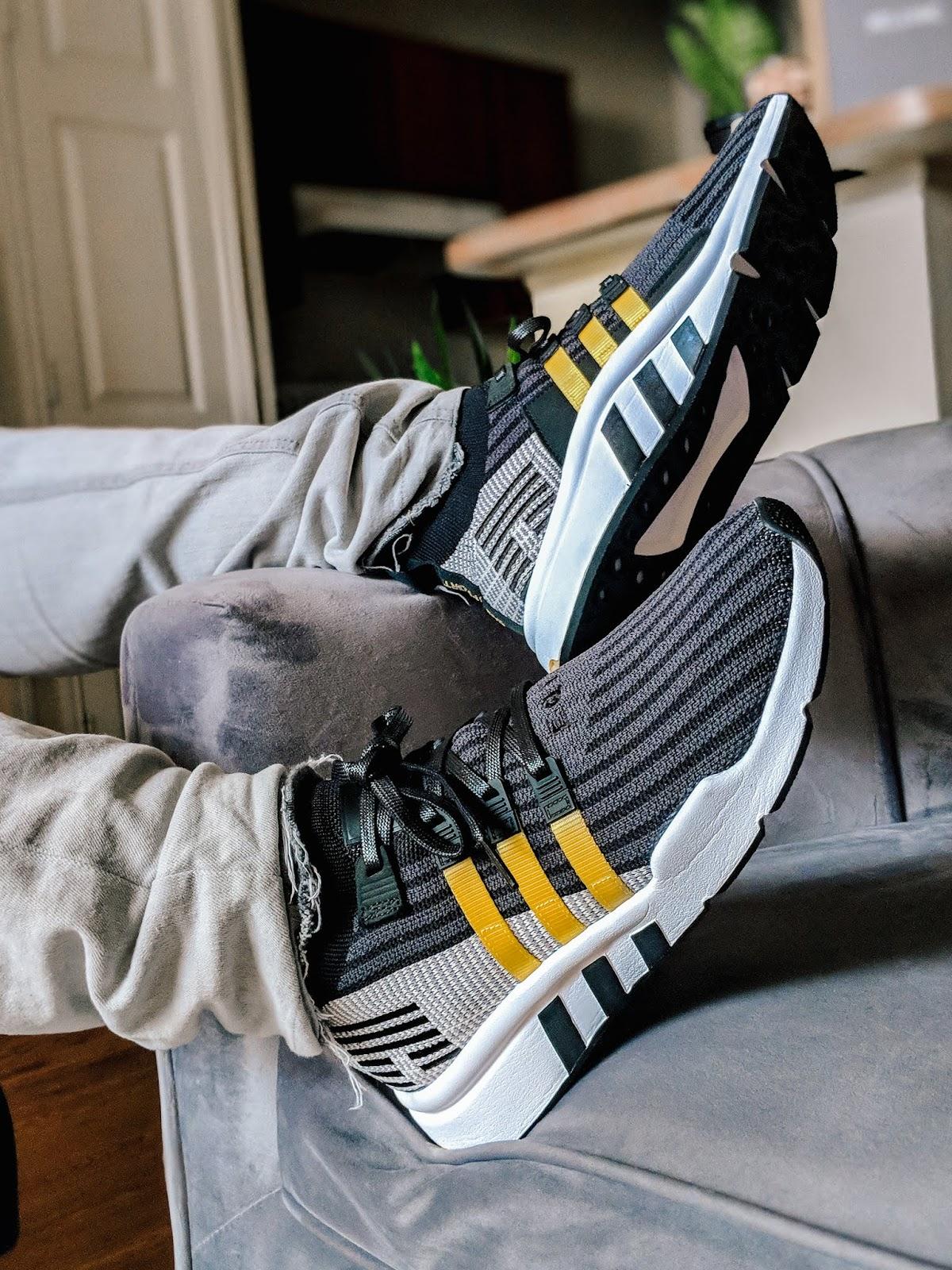 403f17a6b2fb Sneaker Pickup  Adidas EQT Support 93 18 Mid Primeknit