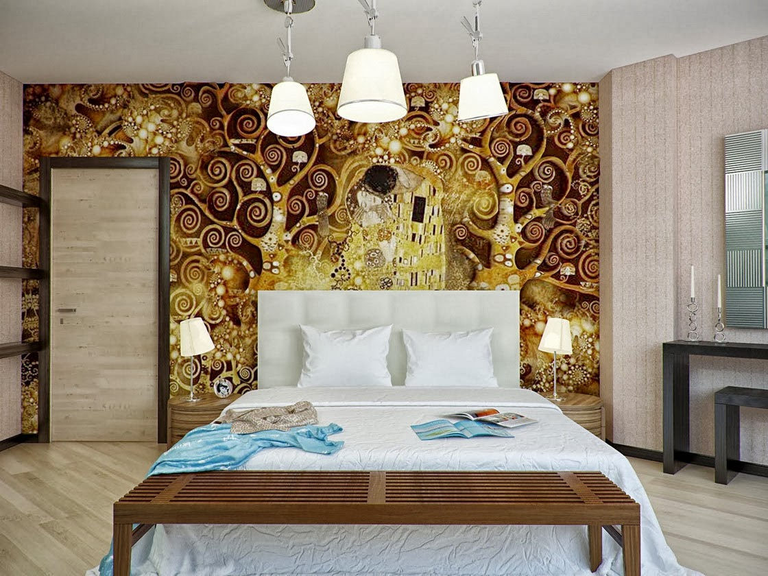 remarkable bedroom wall designs | Painting Accent Walls in Bedroom Ideas | Inspiration Home ...