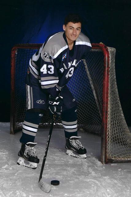 Hockey Player #43