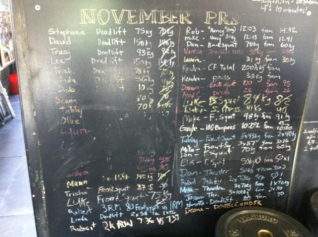 Wednesday 111130 Deadlift Burpees | CrossFit Malibu