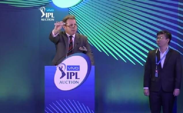 IPL Mega Auction 2018 Day 2 Live Updates