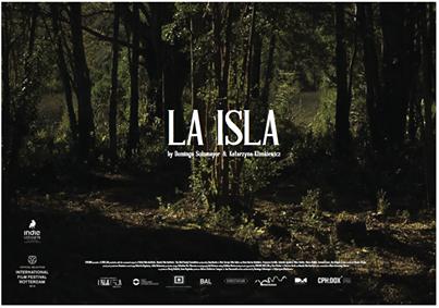 La Isla Film Poster Dominga Sotomayor Katarzyna Klimkiewicz