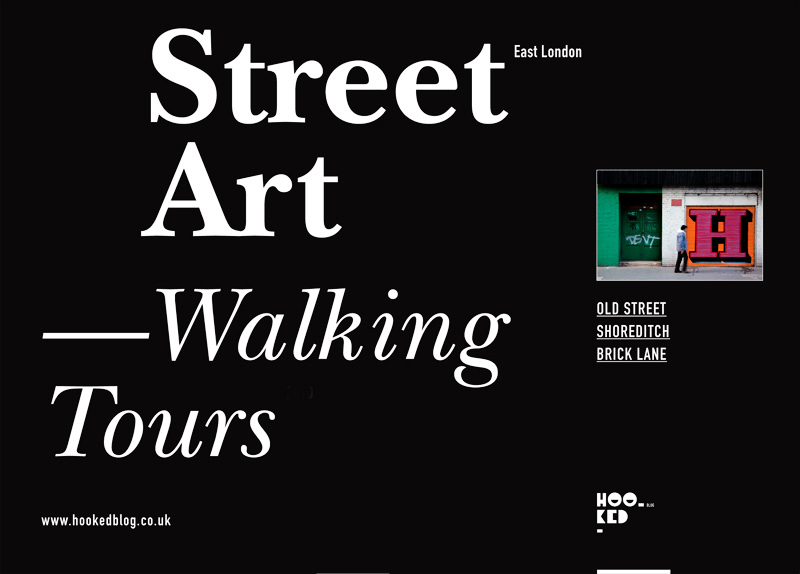 London Street Art Walking Tours