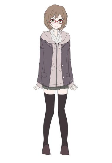 Reina Kondo como Touka Suzuki
