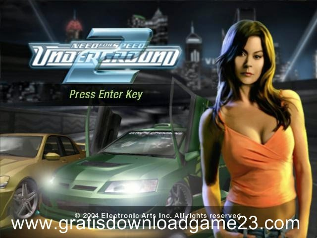 Download Need For Speed Underground 2 Full RIP - Game Balap Mobil PC