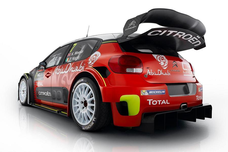 Citroen Wrc First View Autoesque