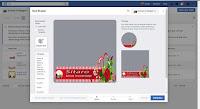 Cara membuat bingkai foto profil di facebook