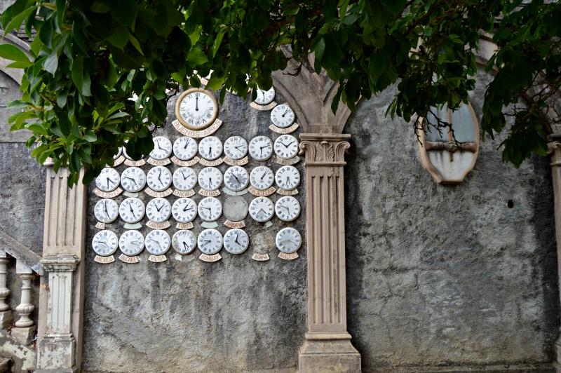 relojes parque do pasatempo