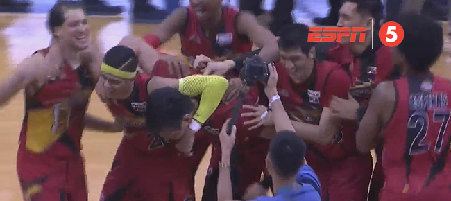 San Miguel def. Magnolia, 108-99 in 2OT (REPLAY VIDEO) Philippine Cup 4-peat / April 6 / Finals Game 5