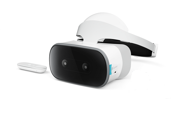 CES 2018: Lenovo Mirage Solo with Daydream launched, World's first standalone Daydream VR headset